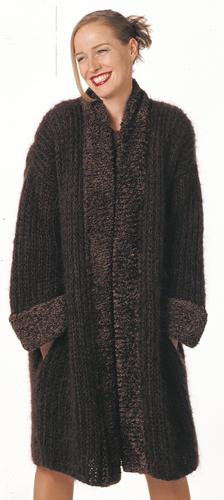 ЖЕНСКИЕ МОДЕЛИ - Пальто, куртки (идеи) S