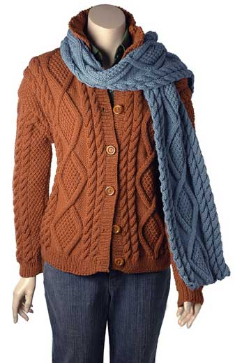 berroco 174 free pattern alexi cardigan and scarf