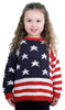Child's Flag Sweater