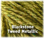 Blackstone Tweed™ Metallic