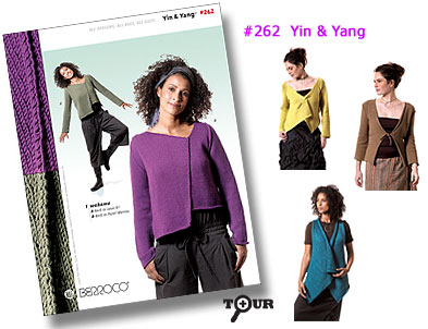 Booklet #262 Yin & Yang / all seasons, all ages & all sizes