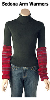 Sedona Arm Warmers