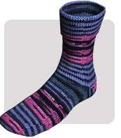 Jawoll Aktion sock
