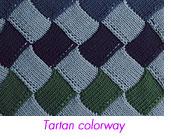 Tartan colorway