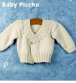 Baby Picchu