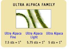 Ultra Alpaca Family
