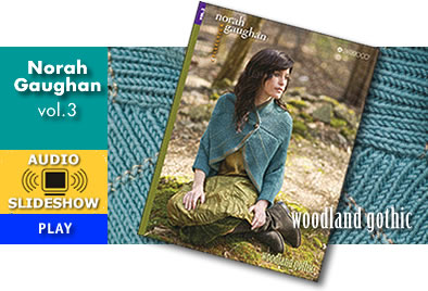 Audio Slideshow Norah Gaughan vol.3, woodland gothic