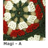 Magi - A, detail