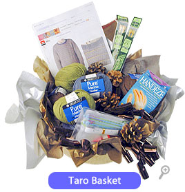 Taro Basket