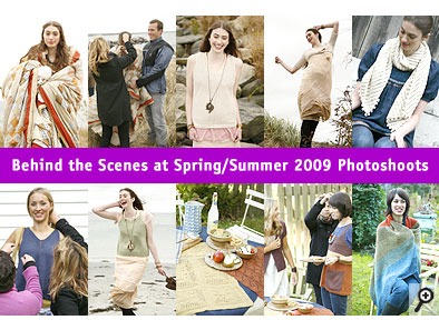 Spring/Summer 2009 Photoshoot