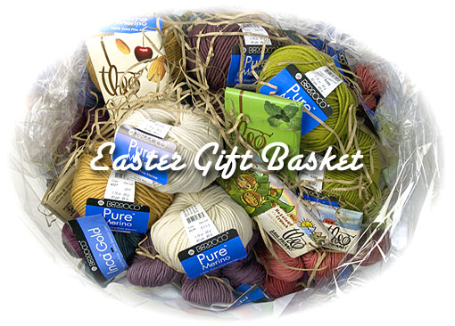 Win a Free Easter Gift Basket