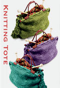 Knitting Tote