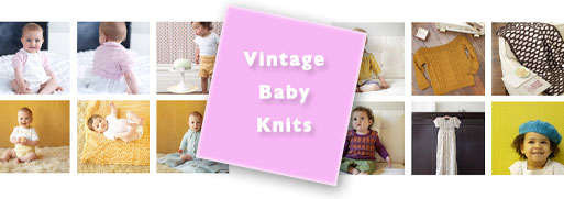 Review of Vintage Baby Knit