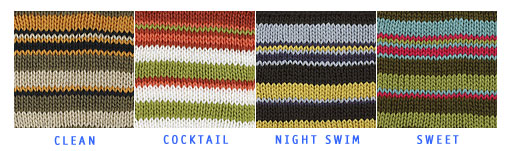 4 Colorways for Layout