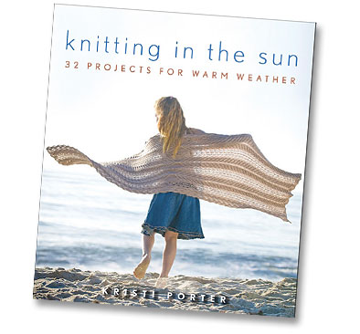 Knitting in the Sun