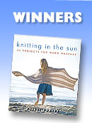 "Winners - Book ""Knitting in the Sun"""