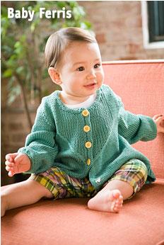 Free Pattern - Baby Ferris