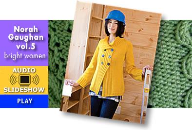 Audio Slideshow - Norah Gaughan vol.5, Bright Women