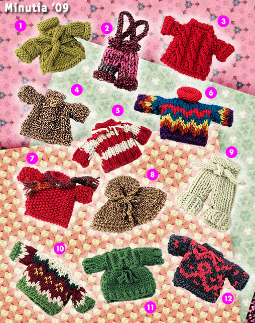 Free patterns - Minutia '09