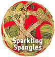 Sparkling spangles