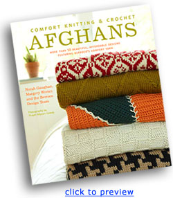 Comfort Knitting & Crochet: Afghans