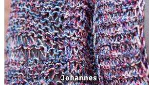 Free Pattern - Johannes