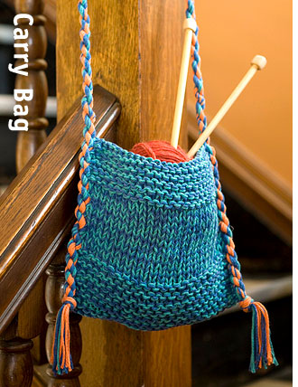 Carry Bag - Free Pattern