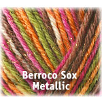 Berroco Sox metallic
