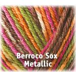 Berroco Sox metallic
