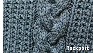 Free Pattern - Rockport