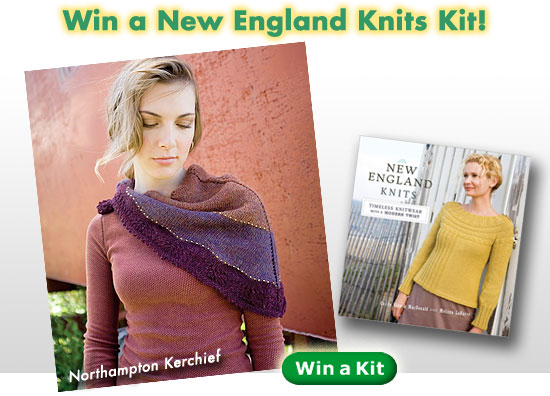 Win a New England Knits Kit!