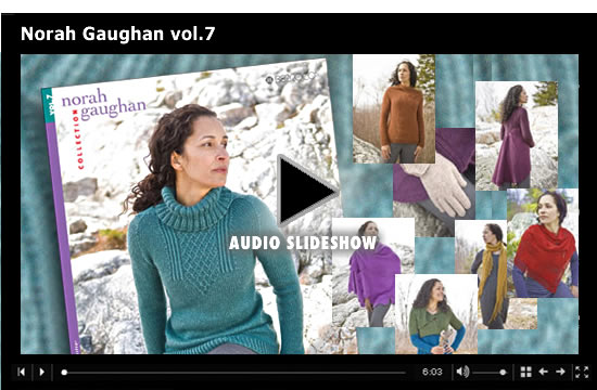 Audio Slideshow - Norah Gaughan vol.7