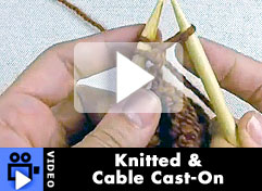How-To Video: Knitted & Cable Cast-On