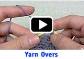 Yarn Overs