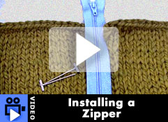 How-To Video: Installing a Zipper
