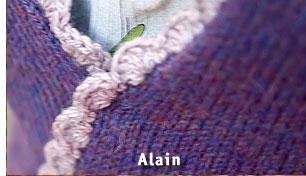 Free Pattern - Alain