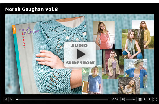 Audio Slideshow - Norah Gaughan vol.8
