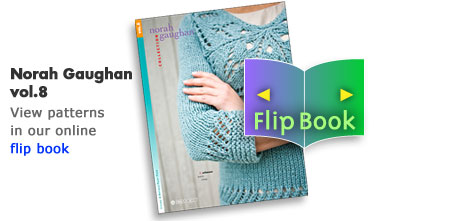 Norah Gaughan vol.8 - Flip Book