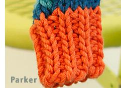 Parker, Free Pattern