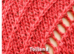 Tolland, Free Pattern