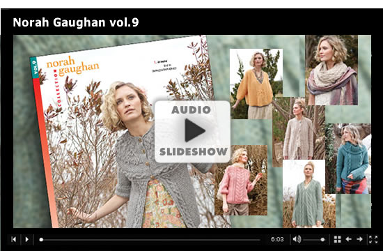 Audio Slideshow - Norah Gaughan vol.9