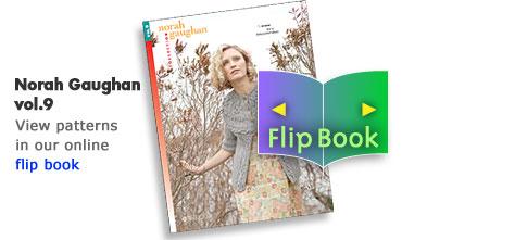 Flip Book - Norah Gaughan vol.9