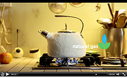 Natural Gas Commercial