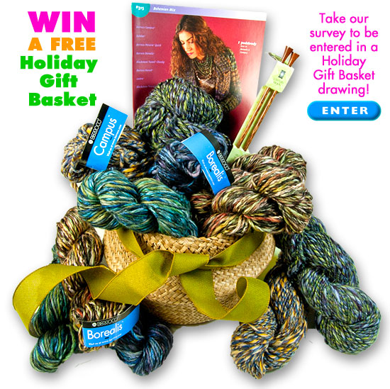 Enter To Win A FREE Holiday Gift Basket