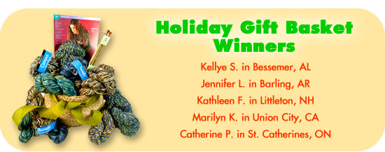 Winners - Holiday Gift Basket