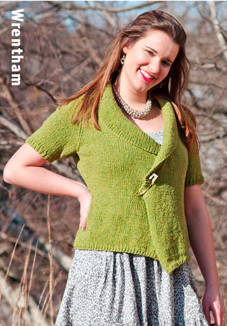 Wrentham - Free Pattern