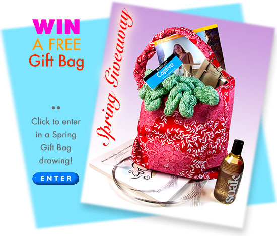 Enter to Win a Spring Giveaway Bag