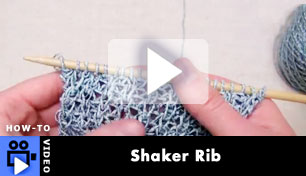Shaker Rib - How to Video