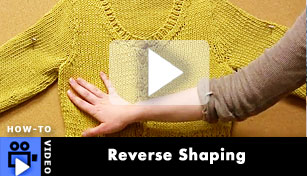 Reverse Shaping - Video