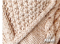 Alexi, Free Pattern